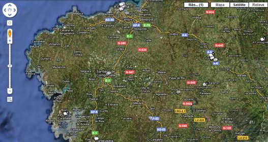 Google Buzz en Google Maps