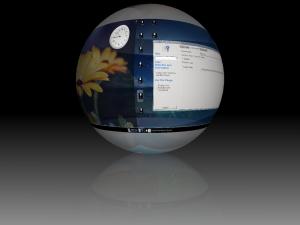 Esfera compiz fusion