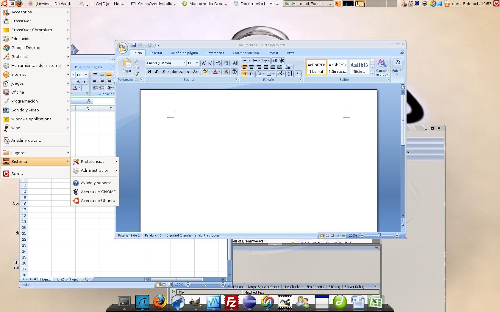 crossover-microsoft-office-otros-en-linux