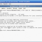 VirtualBox guest Additions para Windows y Linux.