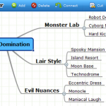 Crear esquemas de forma sencilla con MindMeister