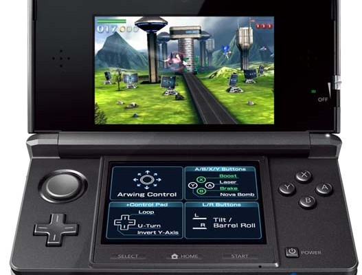 Star Fox reaparecerá en 3DS