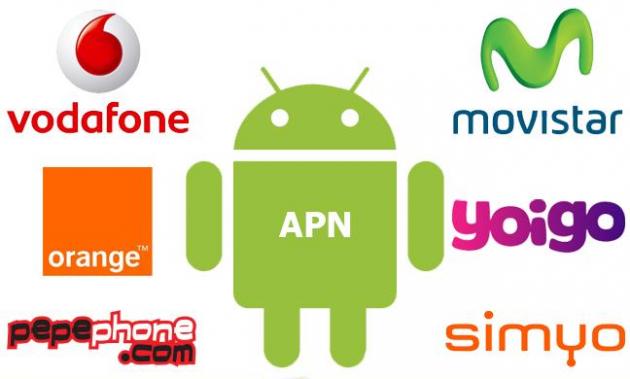 APN en Android