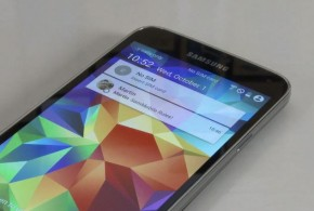 Android 5.0 en Galaxy S5