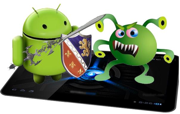 Antivirus para Android