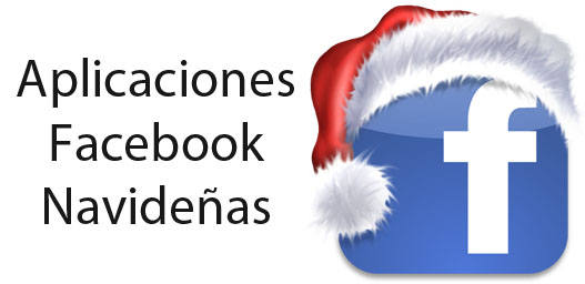 Aplicaciones Facebook navidenas