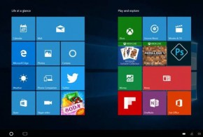 Aplicaciones patrocinadas Windows 10