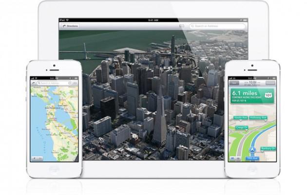 Disponible iOS 6