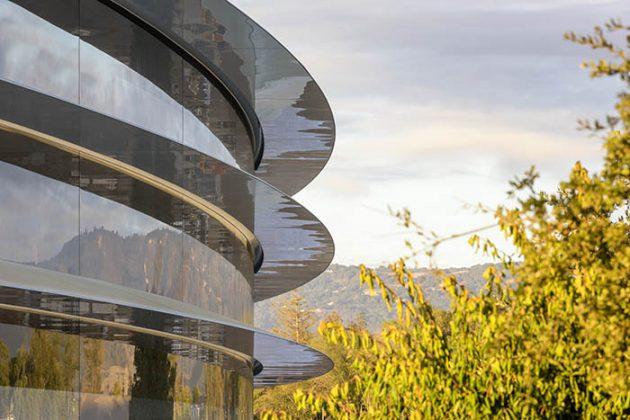 Apple Park apertura