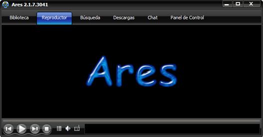 Descargar Ares gratuitamente