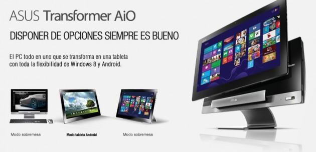 Asus Transformer AiO
