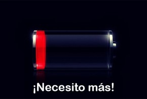 Batería baja