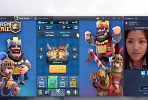 BlueStacks Facebook Live