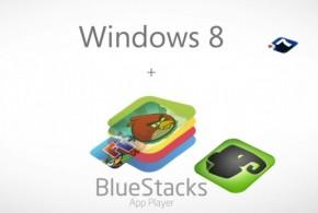 BlueStacks para Windows RT