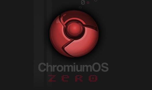 ChromiumOS Zero, versión de Chrome OS portable.