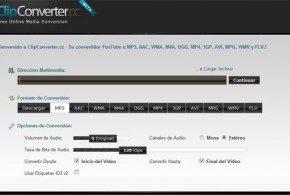 Clipconverter Youtube Vimeo MP3