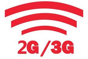 Cobertura 2G y 3G