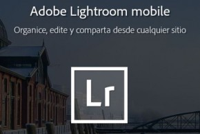 Descarga Adobe Lightroom Mobile para Android