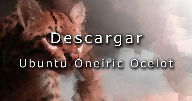 Descargar Ubuntu 11.10 Oneiric Ocelot
