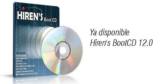 Descargar hirens bootCD