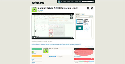 Descargar vídeos de Vimeo