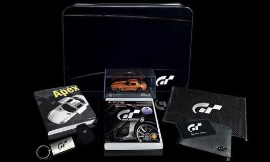 Edición Coleccionista de Gran Turismo 5