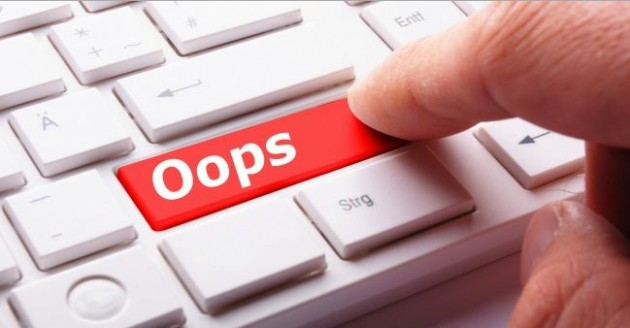 Errores en Windows XP