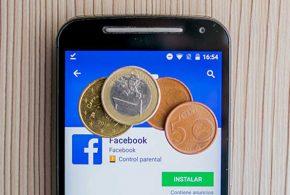 Facebook rico pobre