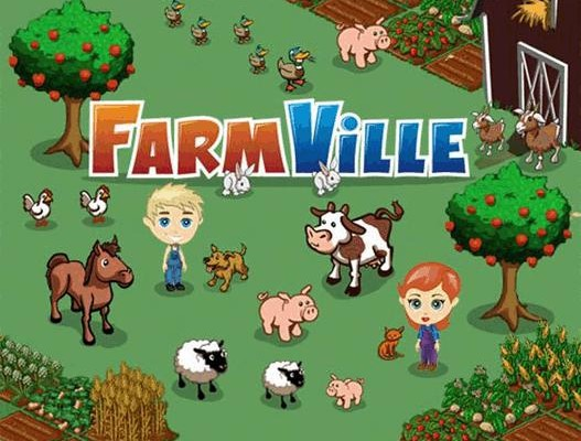 FarmVille, el juego de moda en Facebook