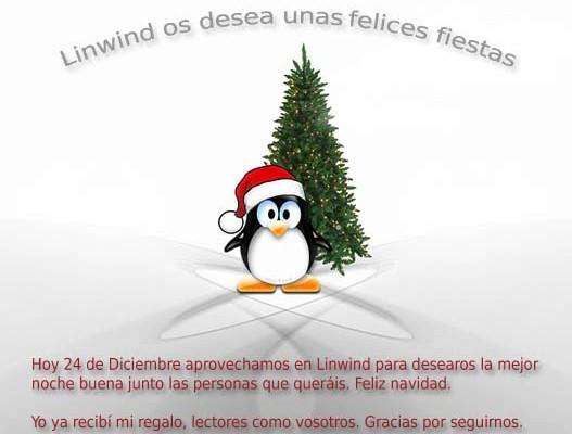 Feliz Navidad desde Linwind