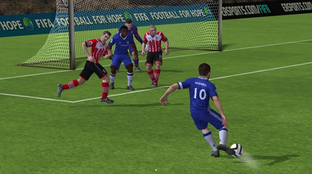 Fifa 17 Mobile windows phone