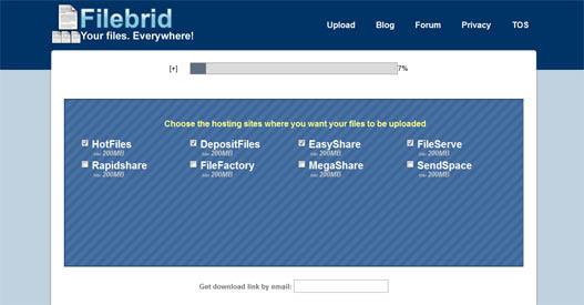 Filebrid