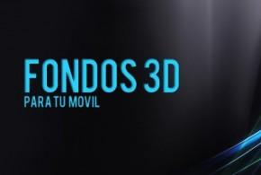 Fondos de pantalla 3D