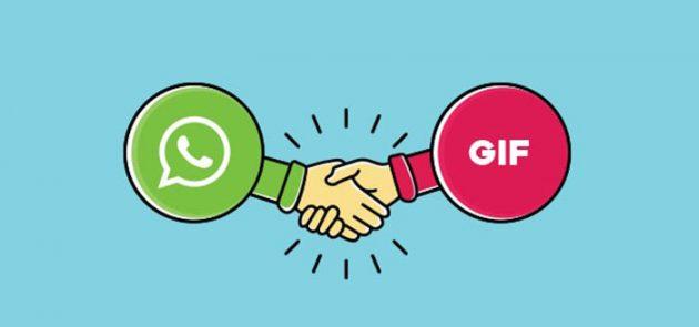 GIF en WhatsApp