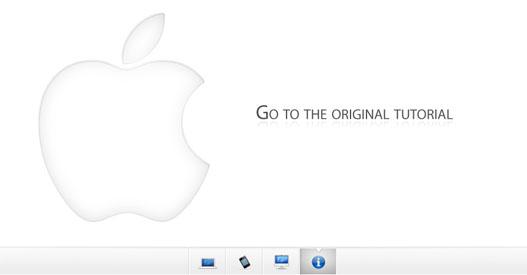 Galeria estilo Apple