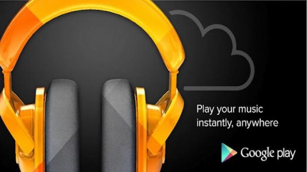 Google Play Music disponible en España el 13 de Noviembre