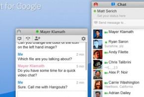 Google Talk para Chrome