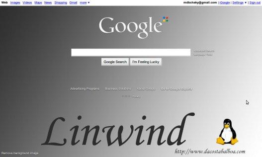 Ahora puedes cambiar el fondo de Google