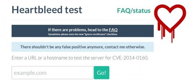 Hearbleed Test