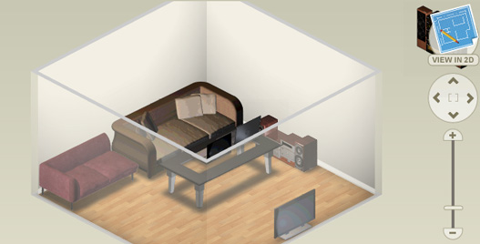 Sweet home 3d programa para dise o y decoraci n de for Programa para disenar interiores online