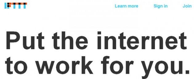 IFTTT también se integra con Google Drive