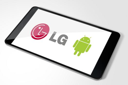 LG Tablet