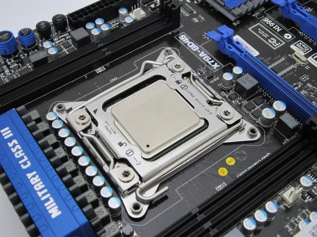 La generación Broadwell de Intel podría venir en forma BGA, el CPU soldado en la Placa Base