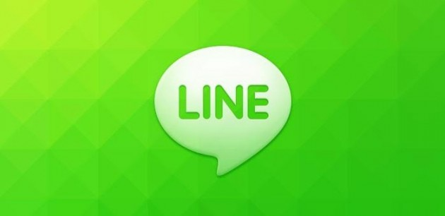 LINE para iPad