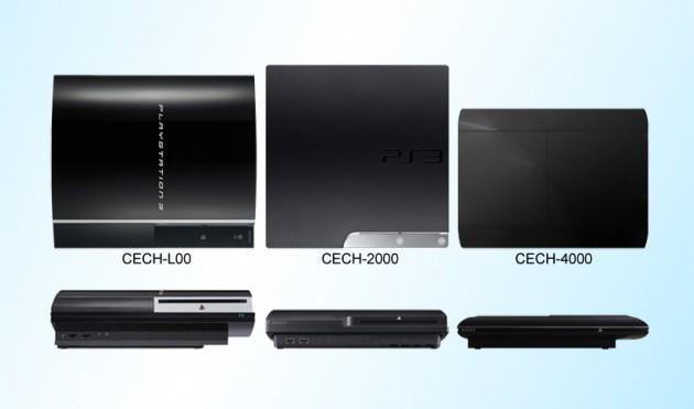 Sony presenta su nueva Playstation 3, la PS3 super slim