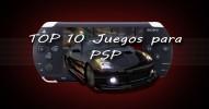 Los mejores juegos para PSP