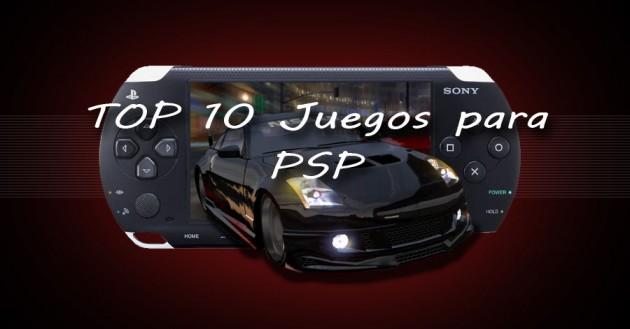 Los 10 Mejores Juegos De Psp