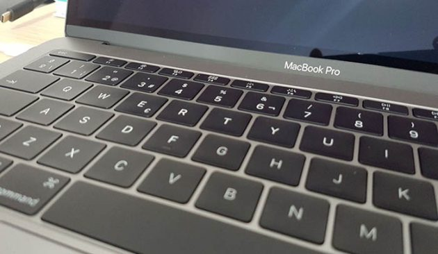 Macbook Pro 2016 sin touch id