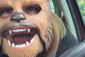 Madre Chewbacca