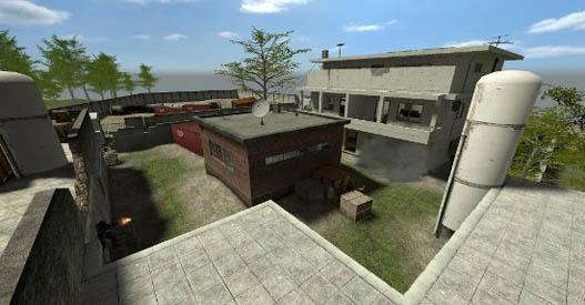 Mapa Osama Bin Laden para el Counter Strike